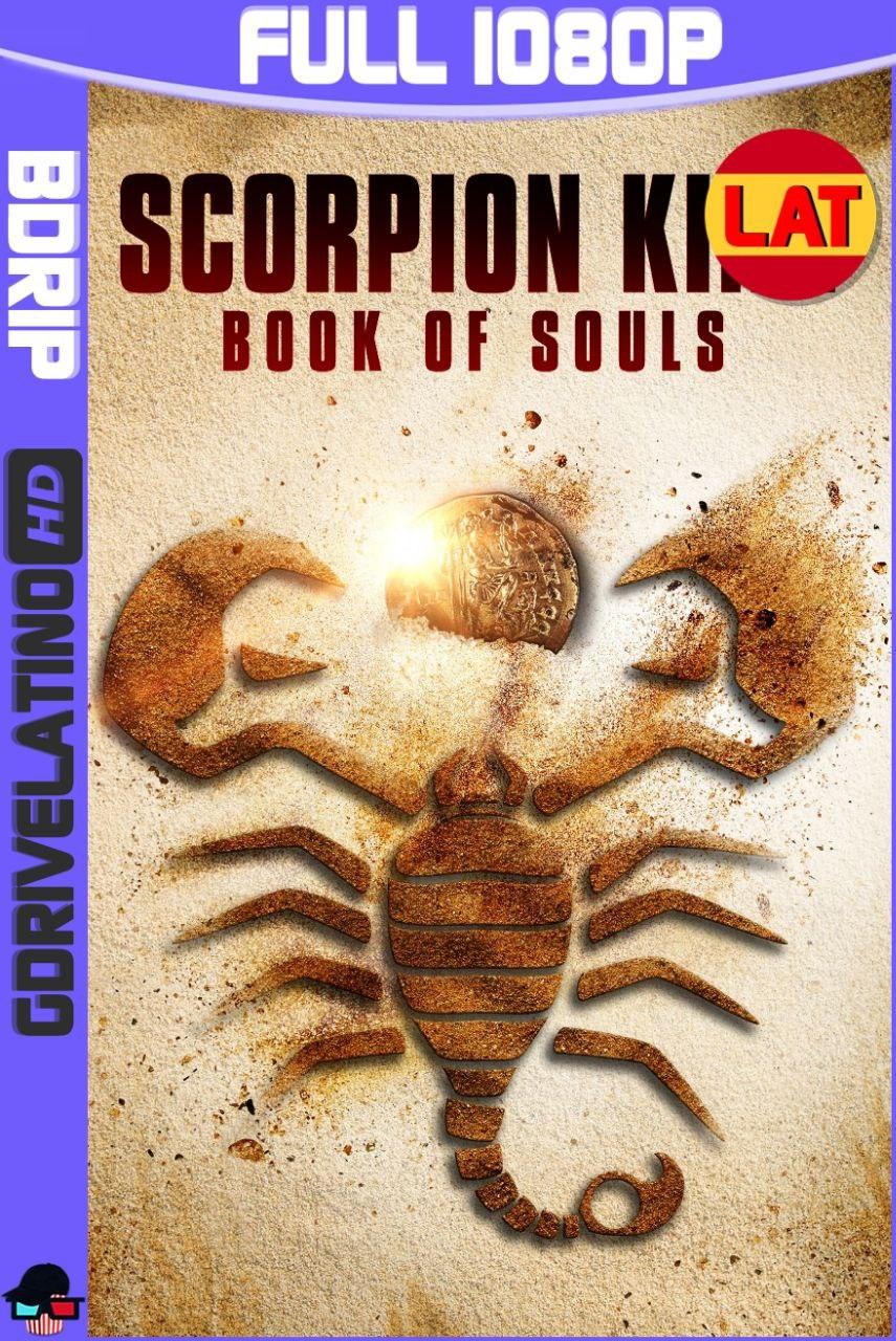 El Rey Escorpión 5: El libro de las almas (2018) Full HD BDRip 1080p Latino-Ingles MKV
