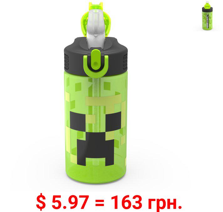 Zak Designs Minecraft 16oz Park Bottle