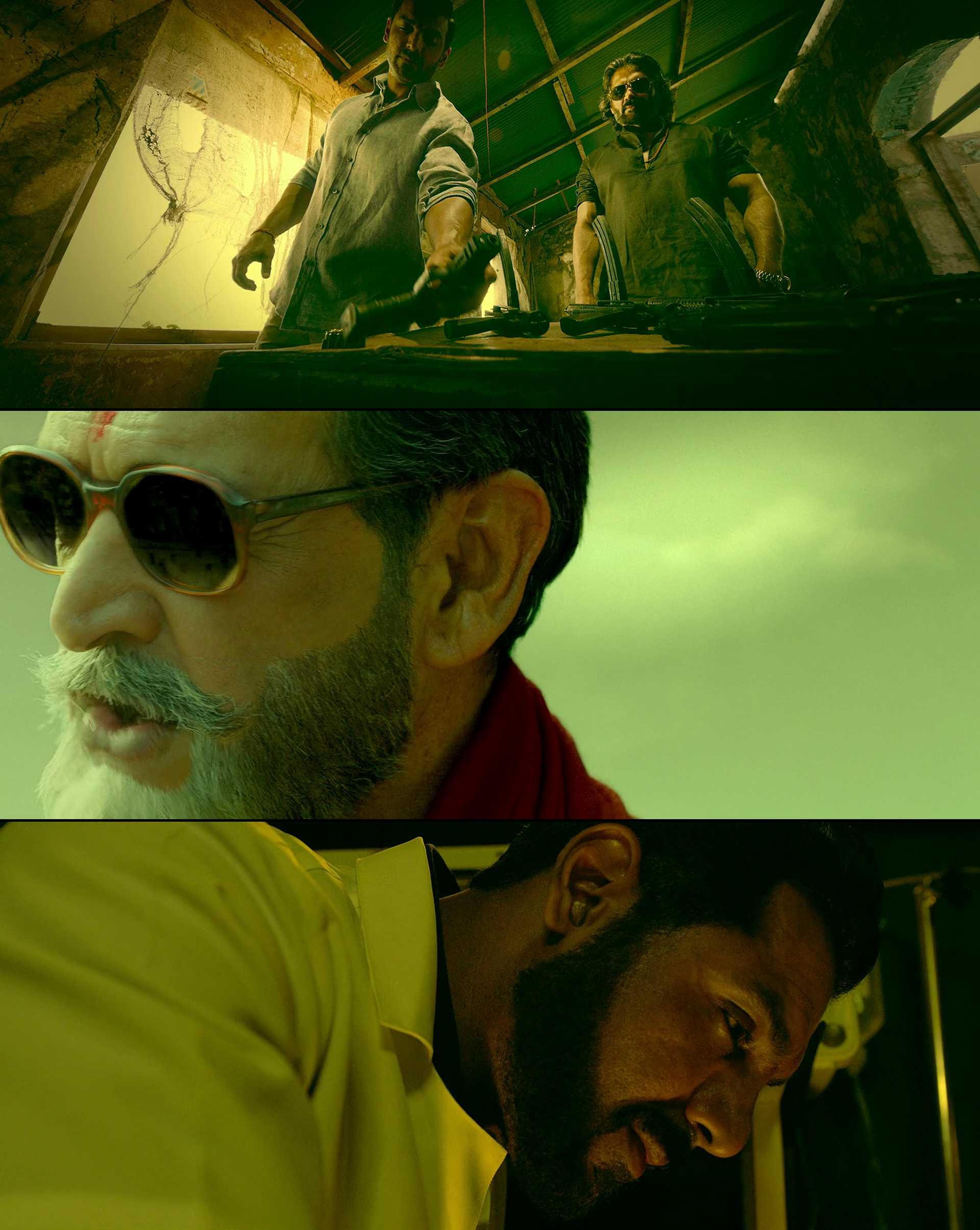 Screenshot of Mumbai Saga Movie