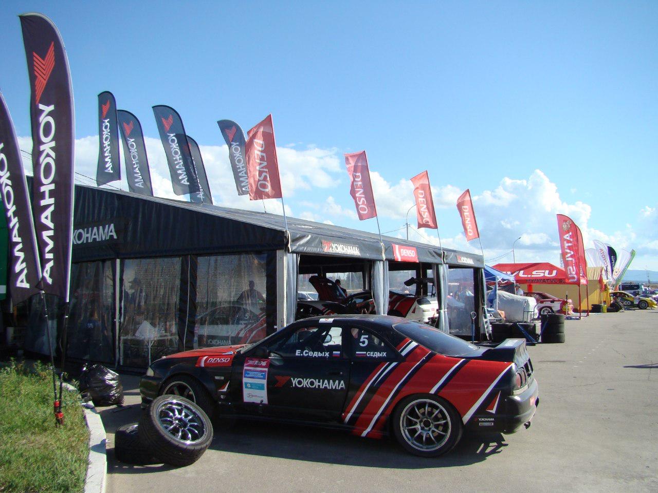 В Хабаровске стартует четвертый этап чемпионата по дрифту РДС-Восток