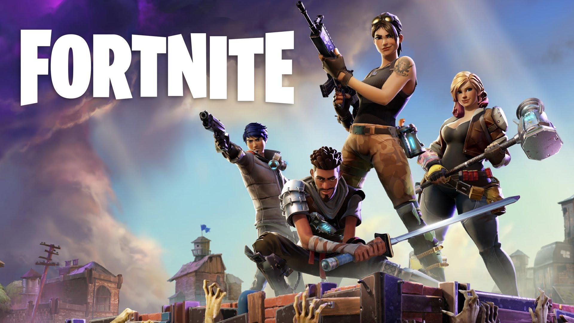 Fortnite ya tiene fecha de salida