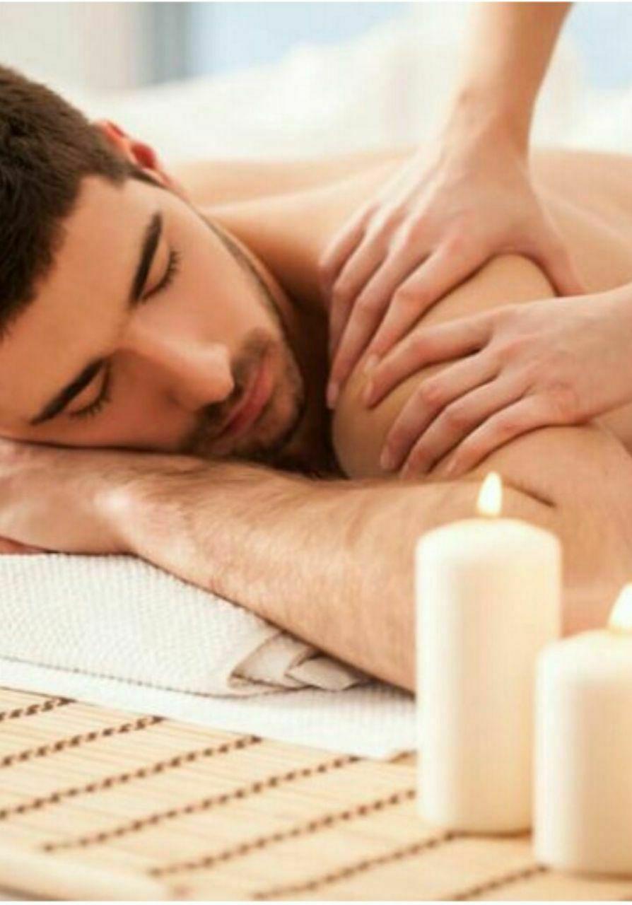 Nude Oily Massage