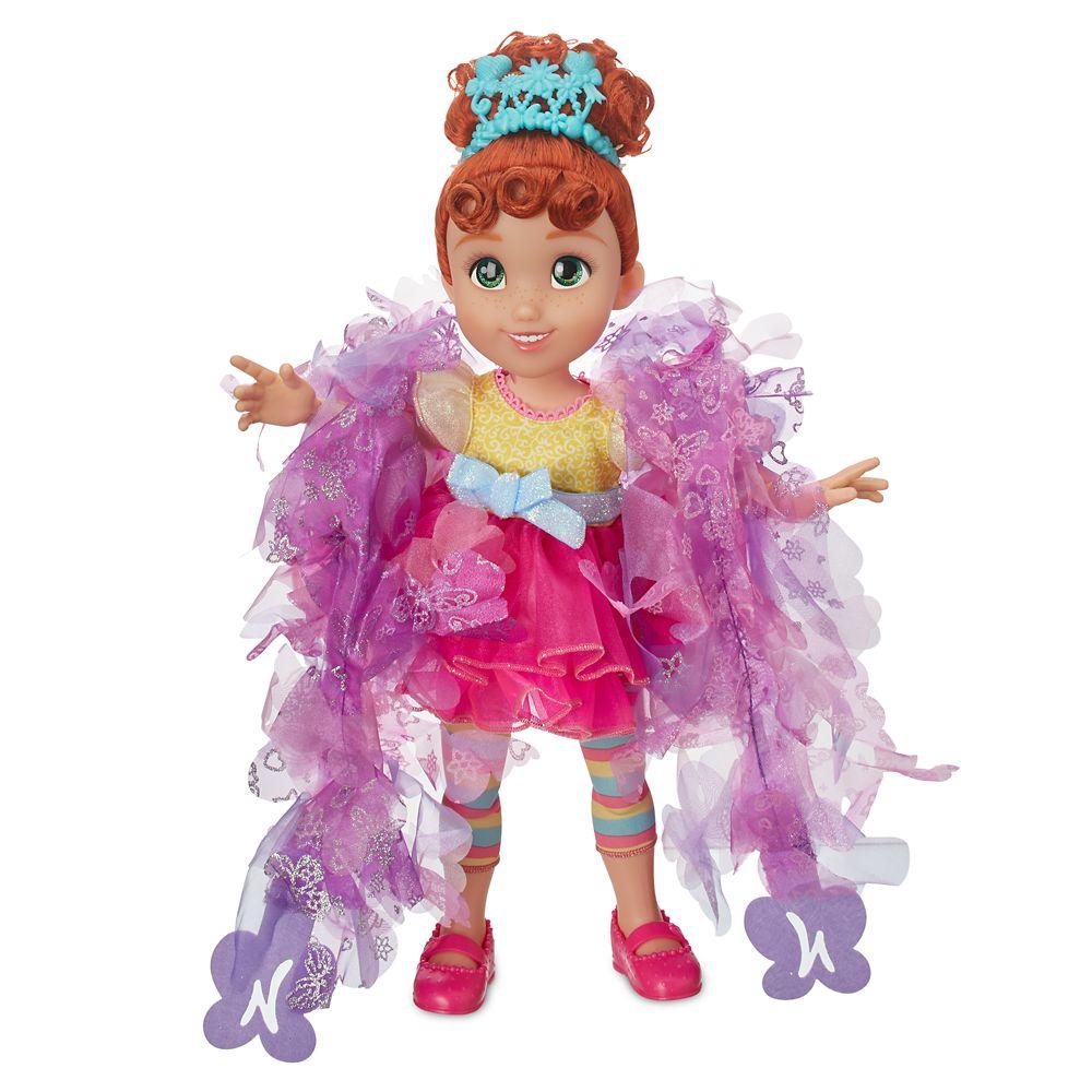 Fancy Nancy Doll with Boa