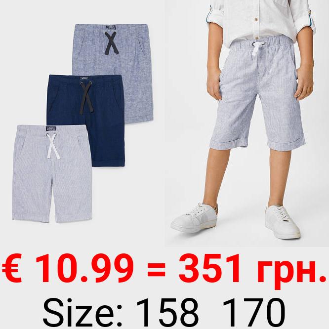 Multipack 3er - Shorts