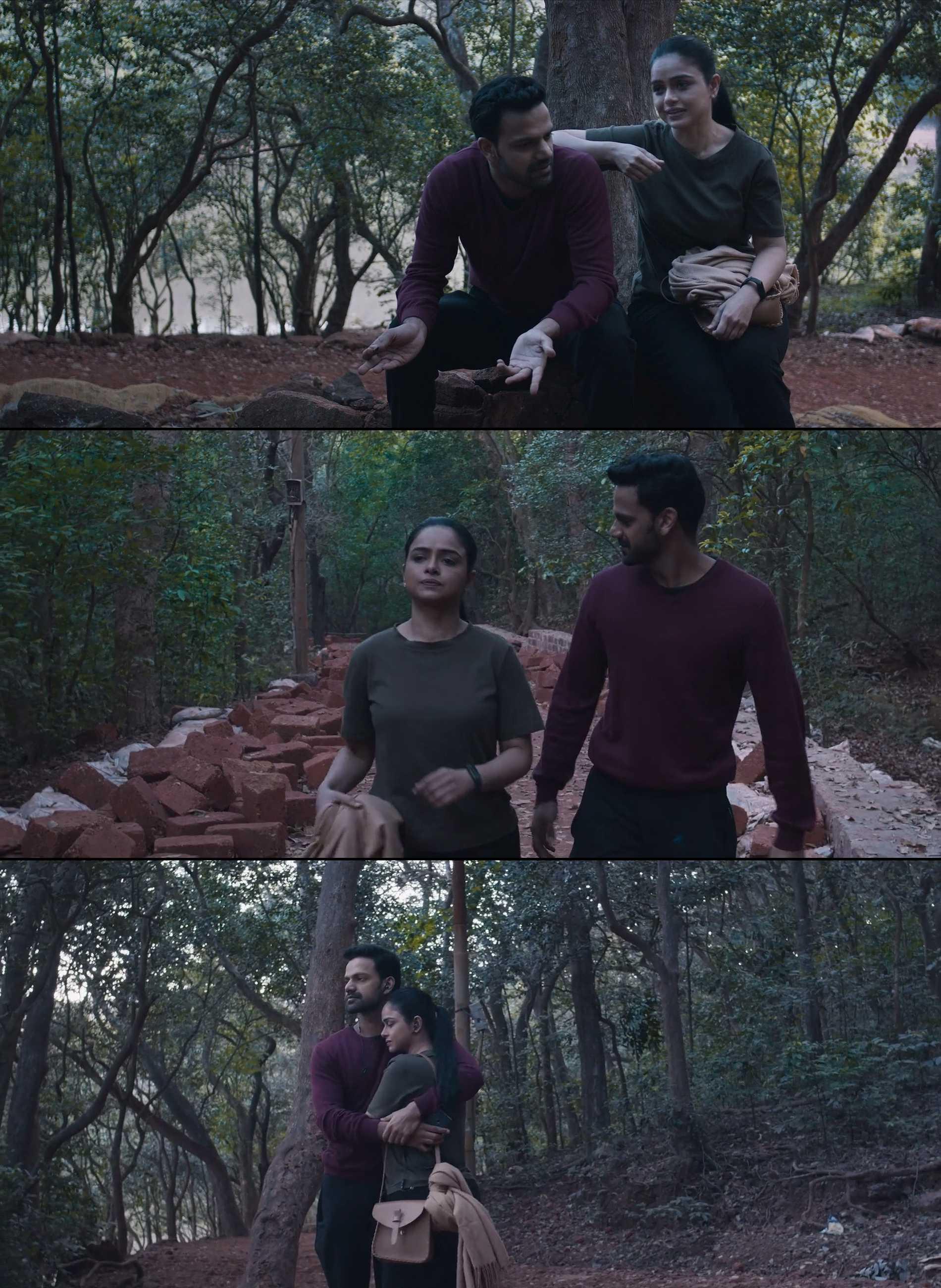 Screenshot of Ghar Pe Bataao Movie