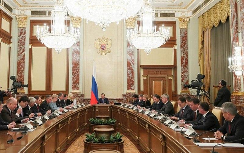 Российское правительство предложили разогнать
