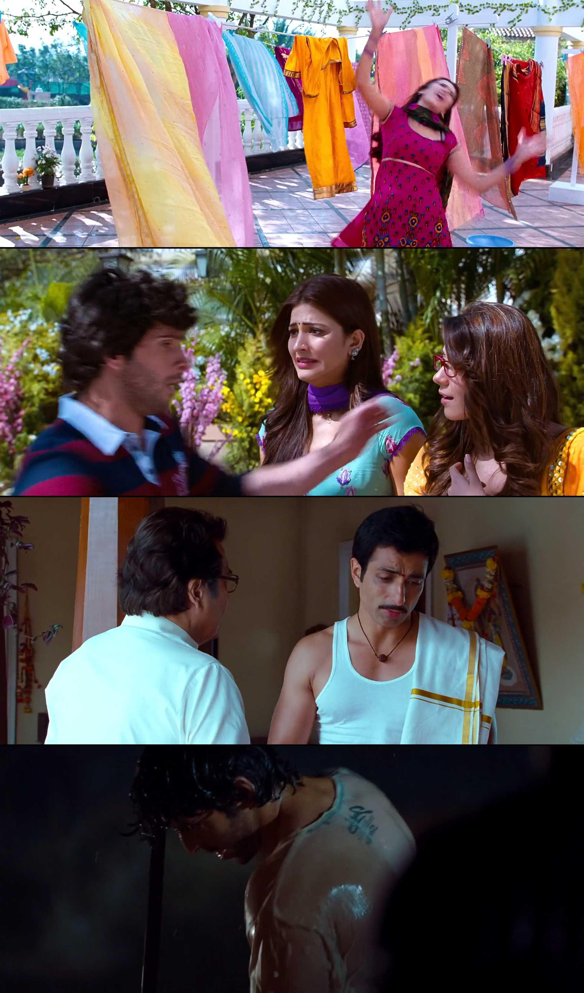 Screenshot of Ramaiya Vastavaiya Movie