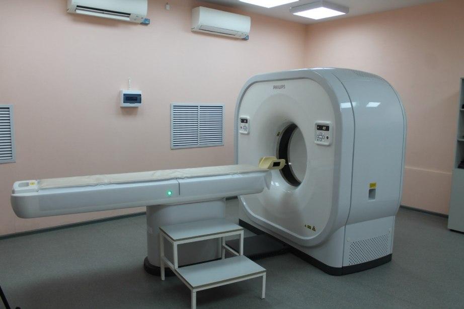 16-срезовый томограф установили в Хабаровске