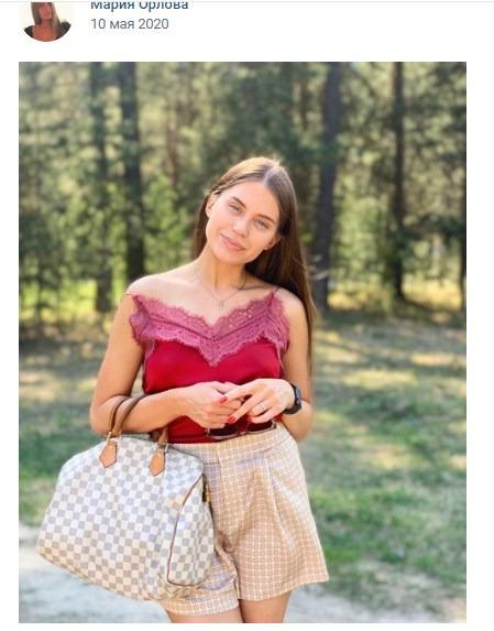Мария Орлова - эскортница из Томска 34