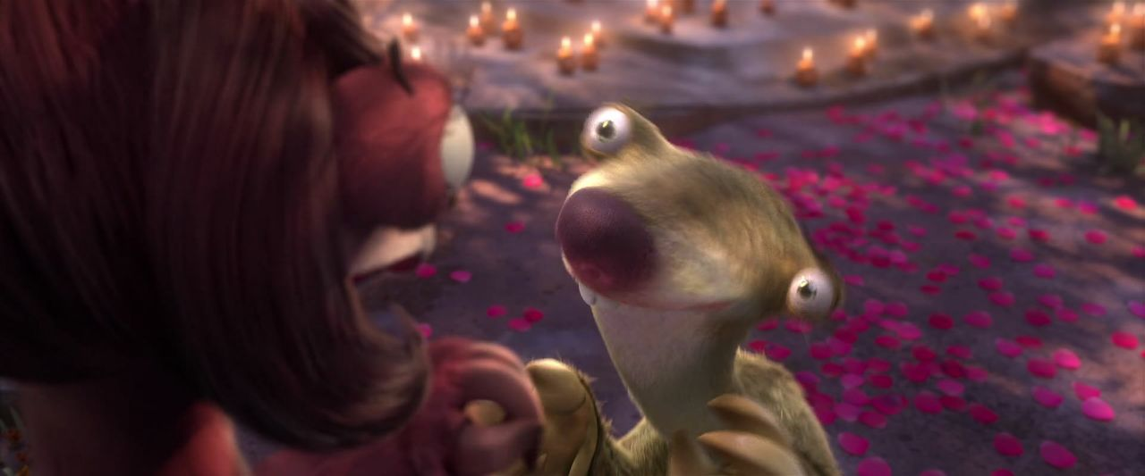 Movie Screenshot of Ice Age: Collision Course