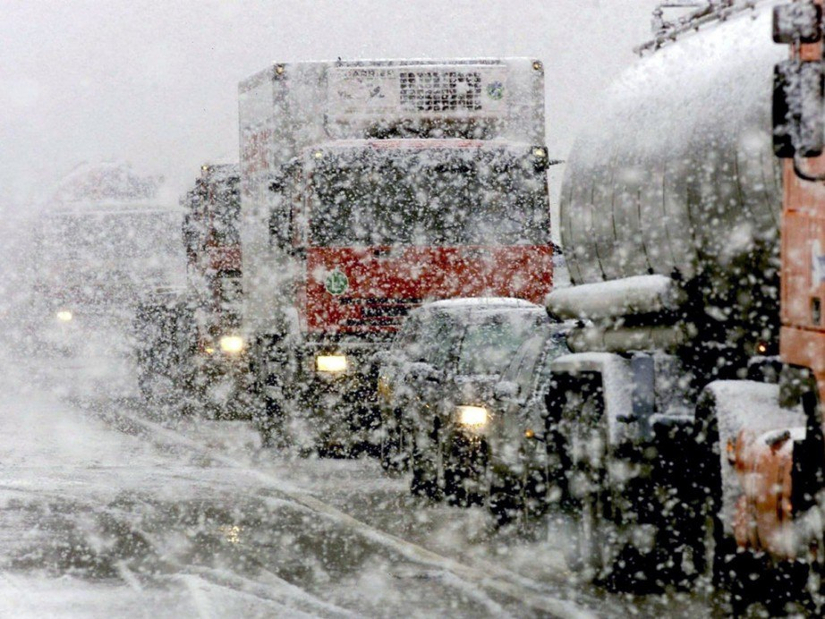 Очередной циклон придет в Хабаровский край на следующей неделе
