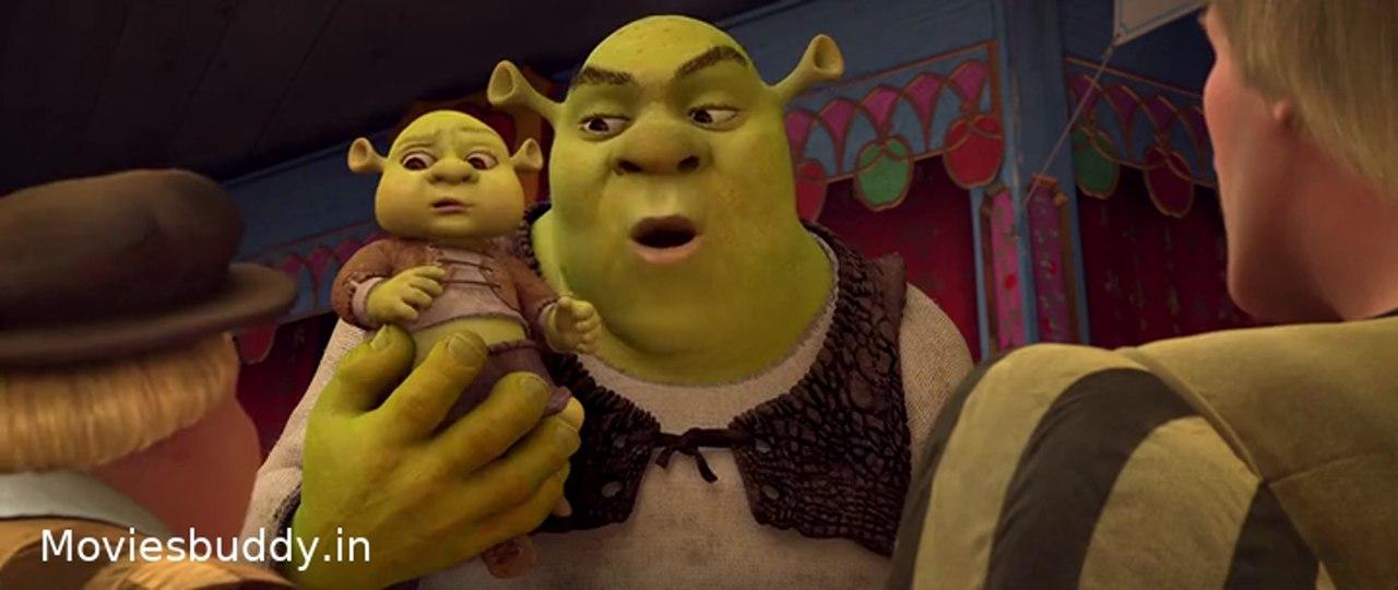 Video Screenshot of Shrek Forever After