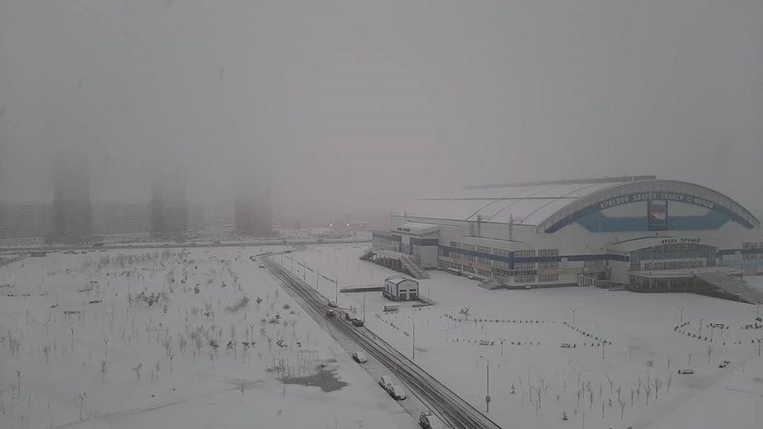 Циклон нарушил электроснабжение во всем Хабаровском крае