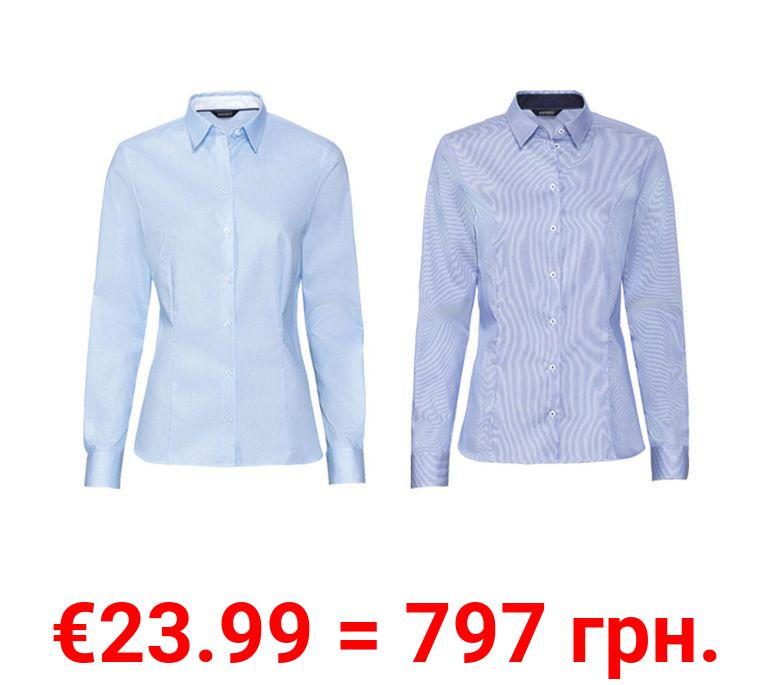 ESMARA® 2 Damen Blusen