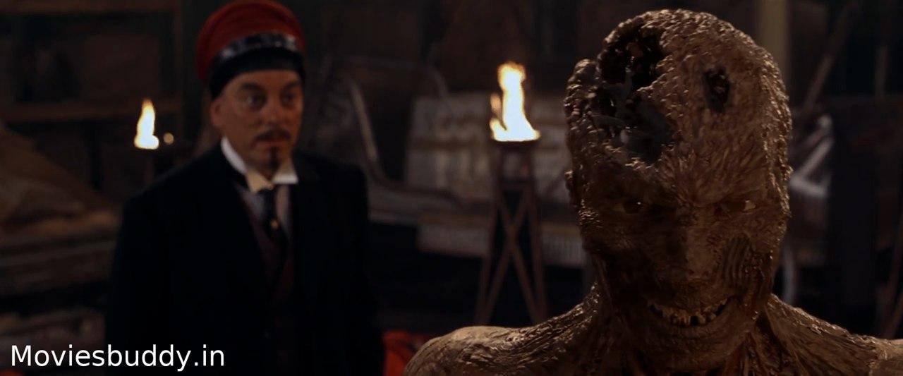 Screenshot of The Mummy Returns