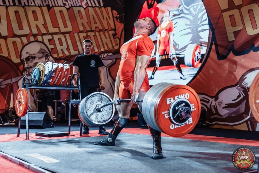Чемпионат России по тяжёлой атлетике 2022 пройдёт в Хабаровске