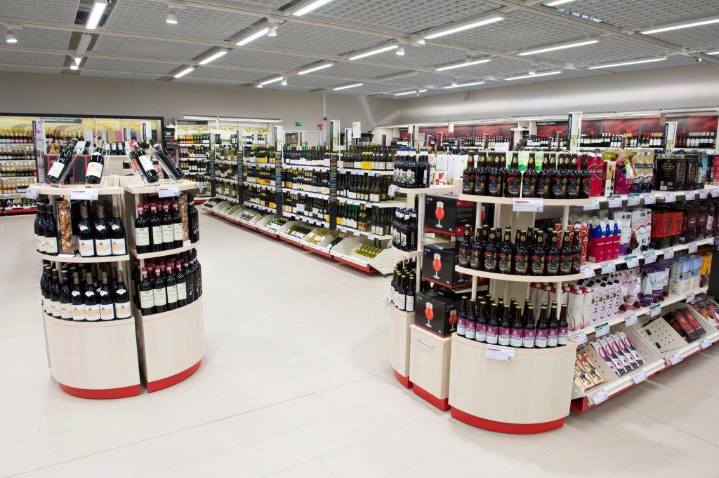 Бизнес-идея: открытие алкомаркета