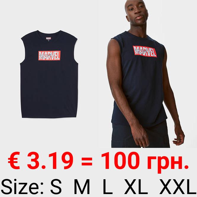 Tank Top - Bio-Baumwolle - Marvel
