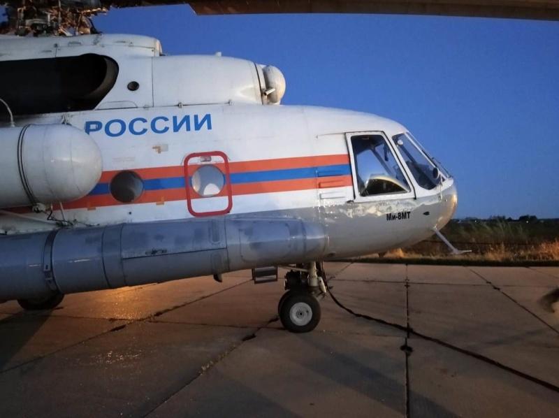 МЧС вылетело на поиски пропавшего под Хабаровском самолета Ан-26