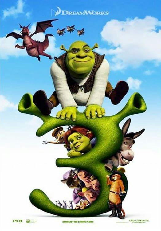 Free Download Shrek the Third Full Movie