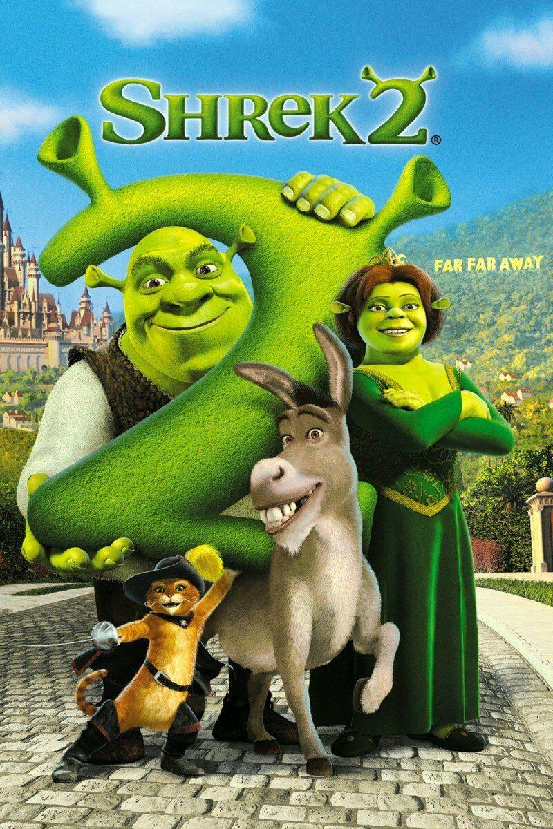Free Download Shrek 2 Full Movie