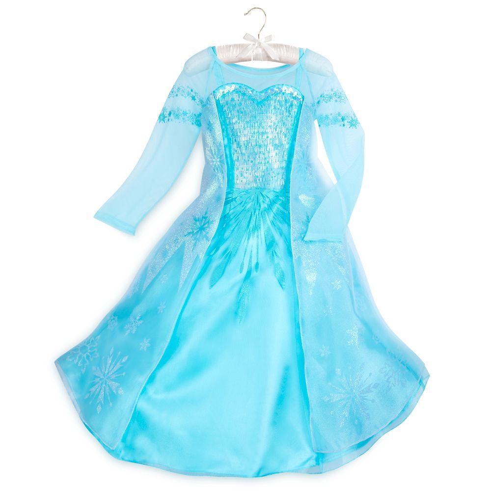 Disney's Frozen Elsa Costume