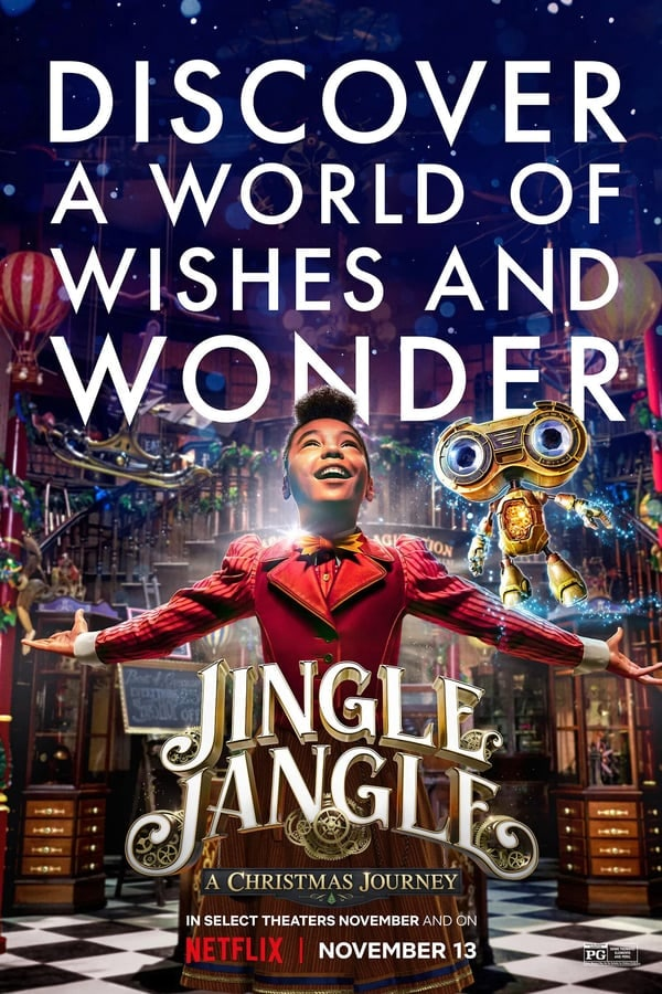 Free Download Jingle Jangle: A Christmas Journey Full Movie