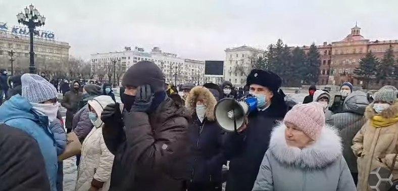 Власти решили подавить независимые СМИ освящающие митинги в Хабаровске