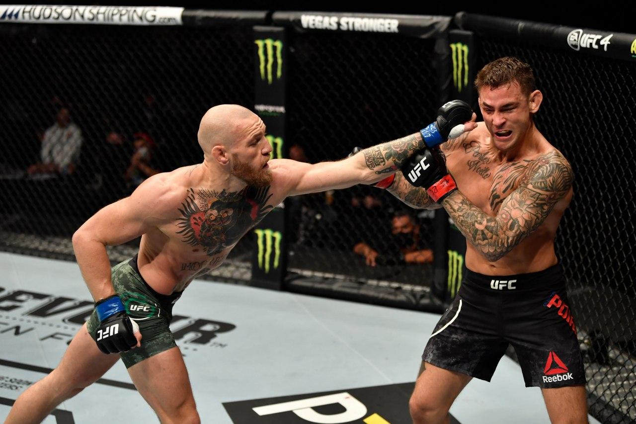 UFC набирает популярность в России