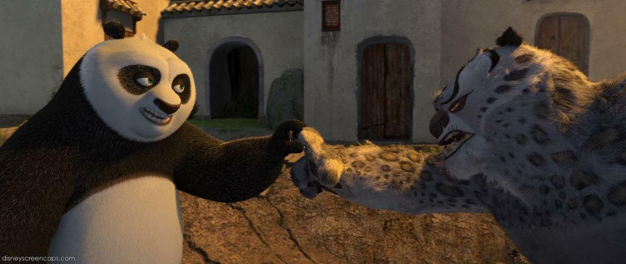 Video Screenshot of Kung Fu Panda