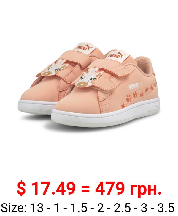 PUMA Smash v2 Summer Animals Little Kids' Shoes