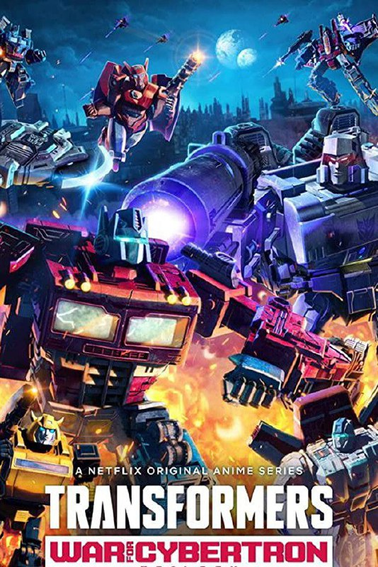 Free Download Transformers: War for Cybertron Trilogy Full Movie
