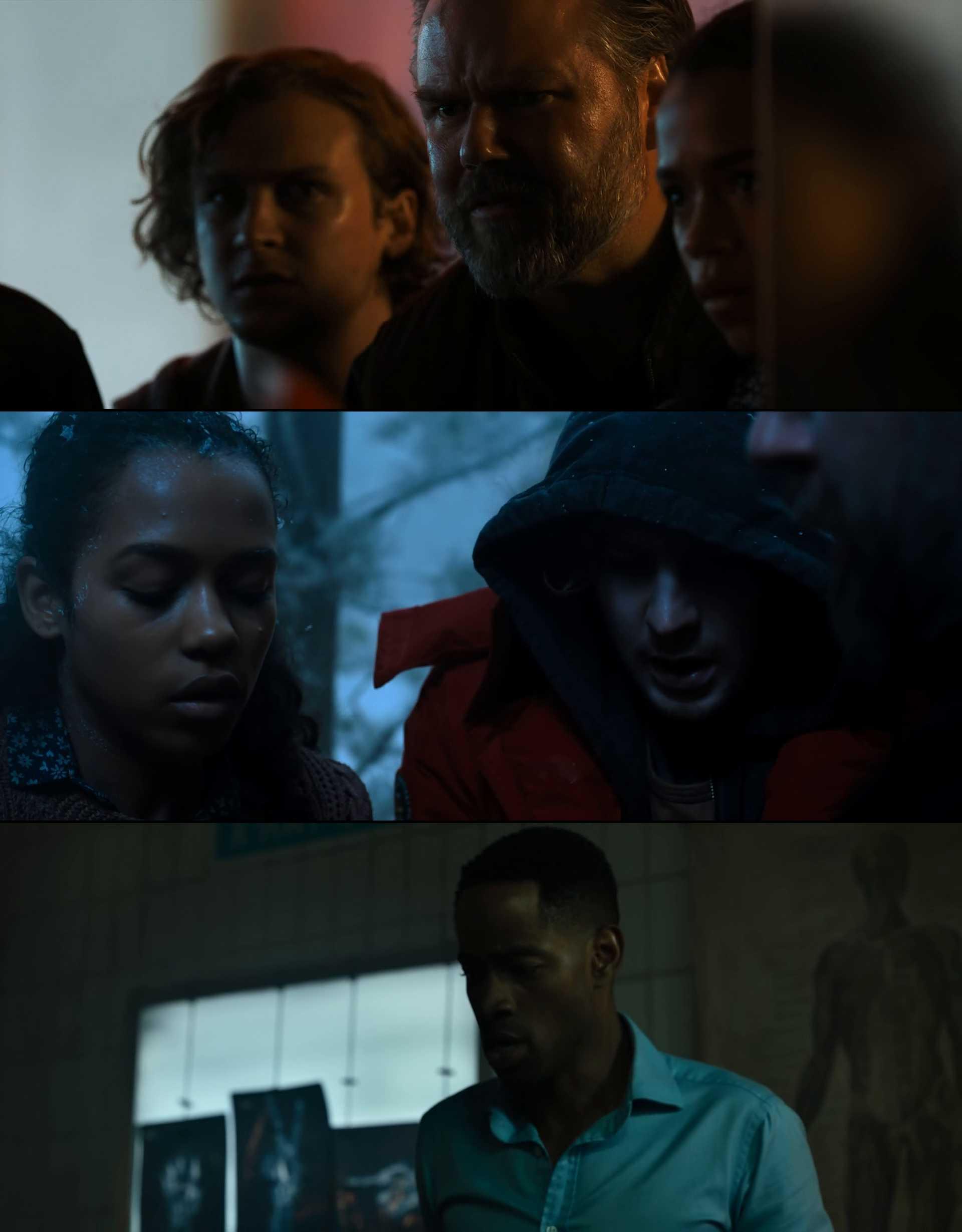 Screenshot of Escape Room Movie