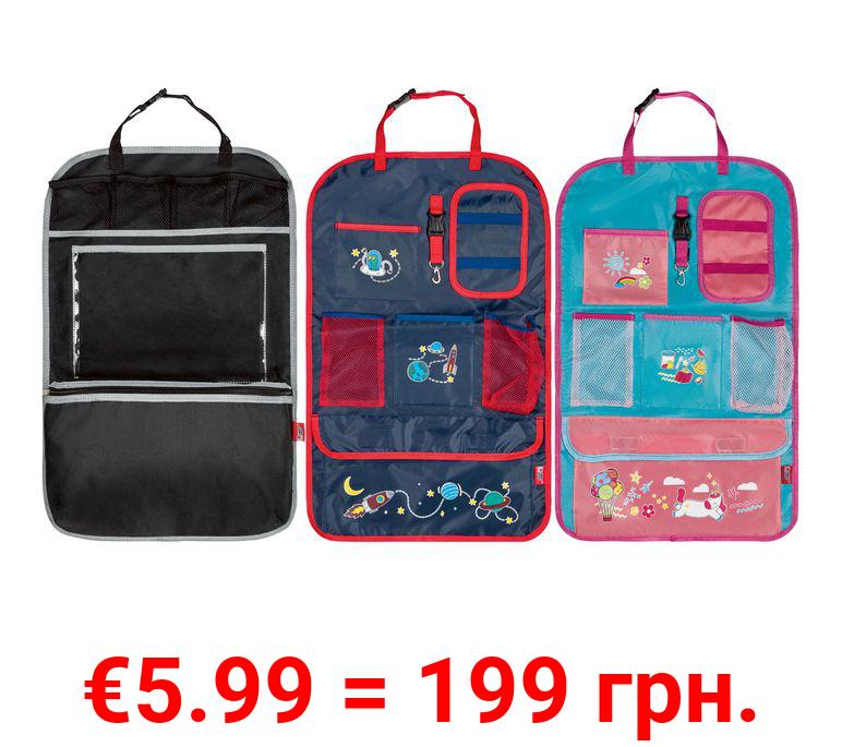 ULTIMATE SPEED® Rücksitzorganizer, mit 5 Taschen