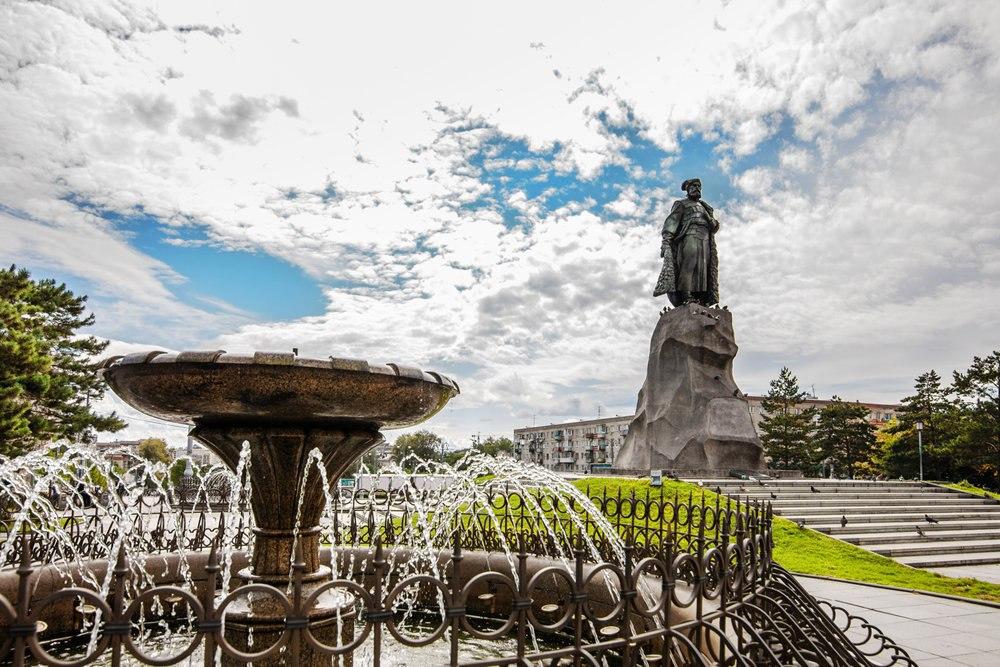 Хабаровск озеленят ко Дню города