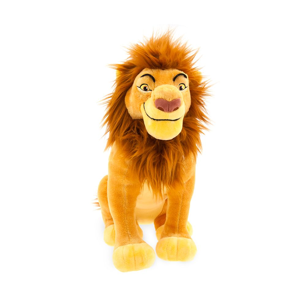 Mufasa Plush - The Lion King - Medium - 14''
