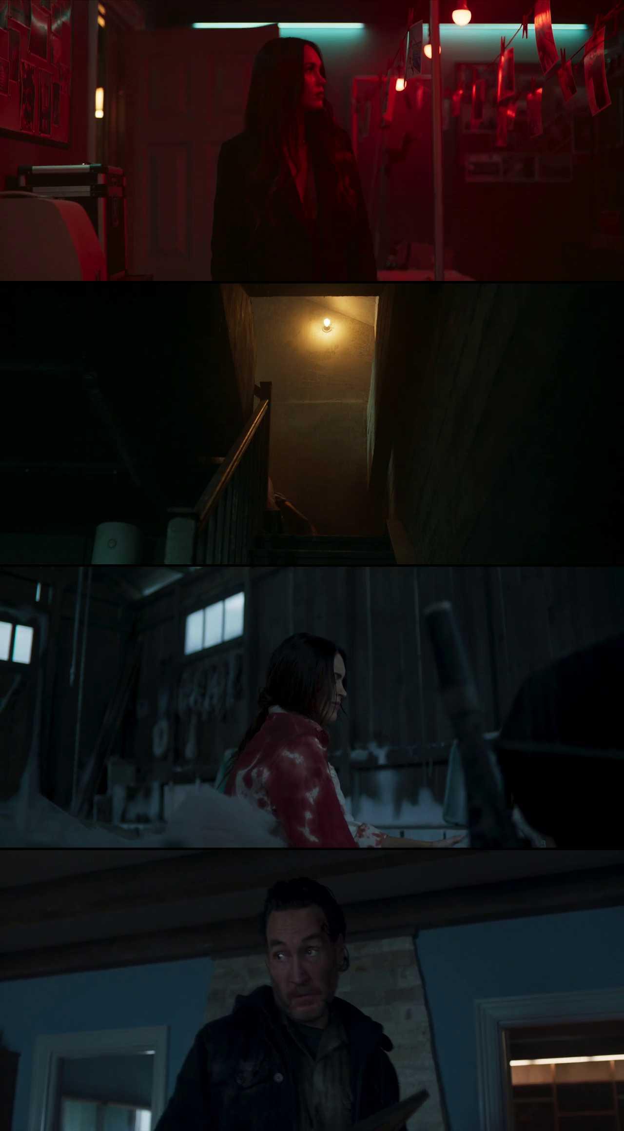 Screenshot of Till Death Movie