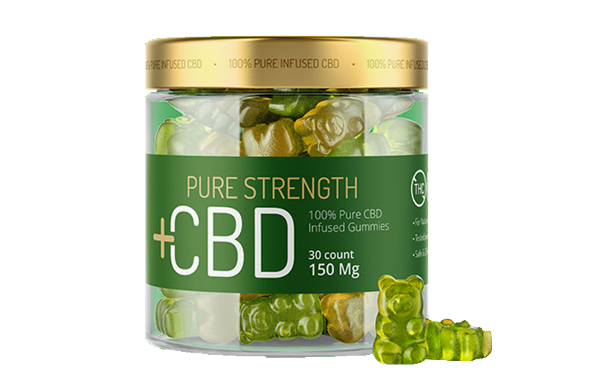 Pure Strength CBD Gummies Reviews – How To Buy In USA & Canada? | homify