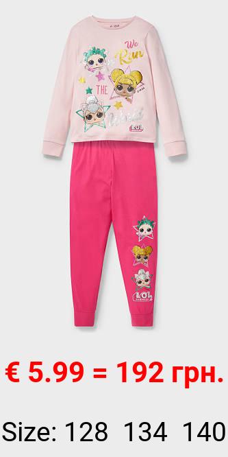 L.O.L. Surprise - Pyjama - Bio-Baumwolle - 2 teilig