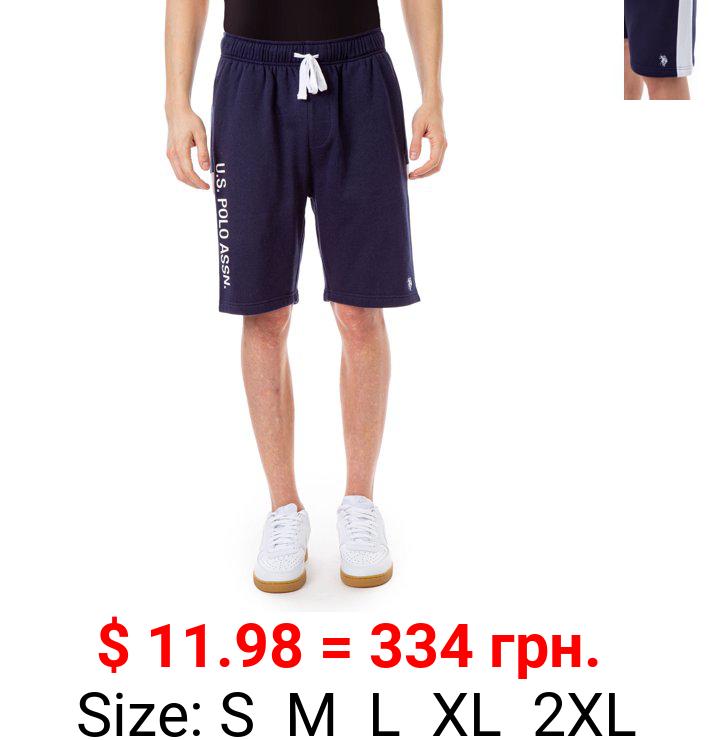 U.S. Polo Assn. Men's Active Wordmark Shorts