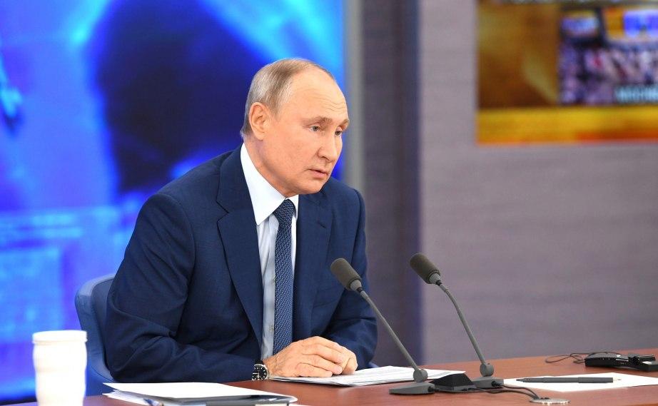 Хабаровский край готов: Путин высказался о вакцинации от коронавируса