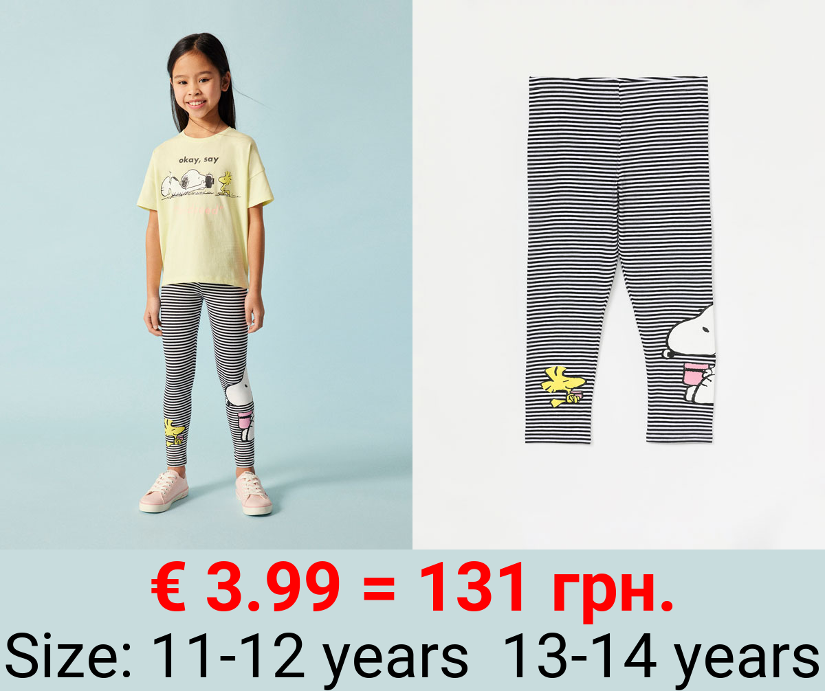 Snoopy Peanuts™ leggings