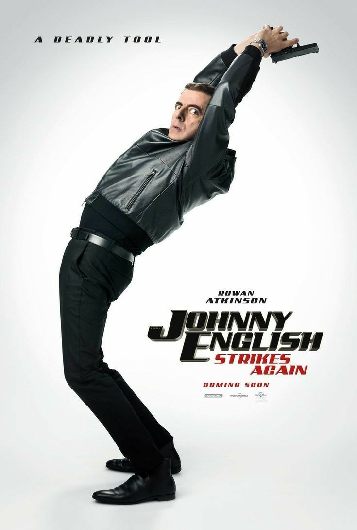 Free Download Johnny English Strikes Again Full Movie