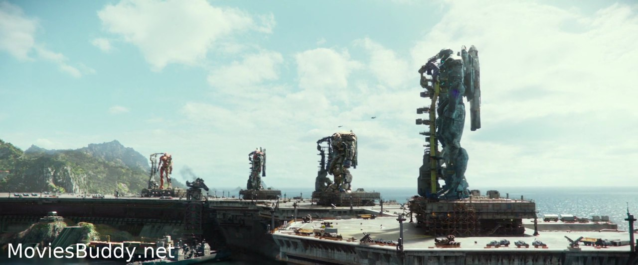 Screenshot of Pacific Rim: Uprising