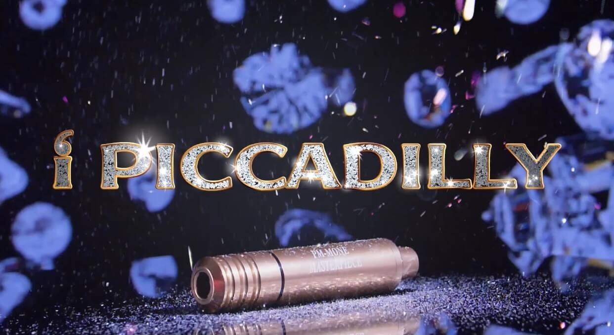 В тату магазине IPiccadilly обновили ассортимент