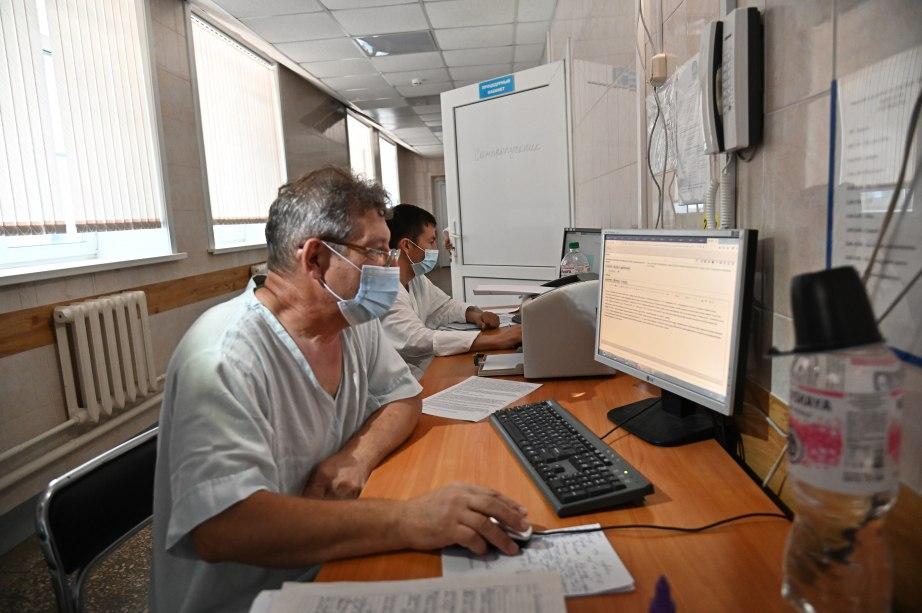 «Ковидные» выплаты медицинским работникам