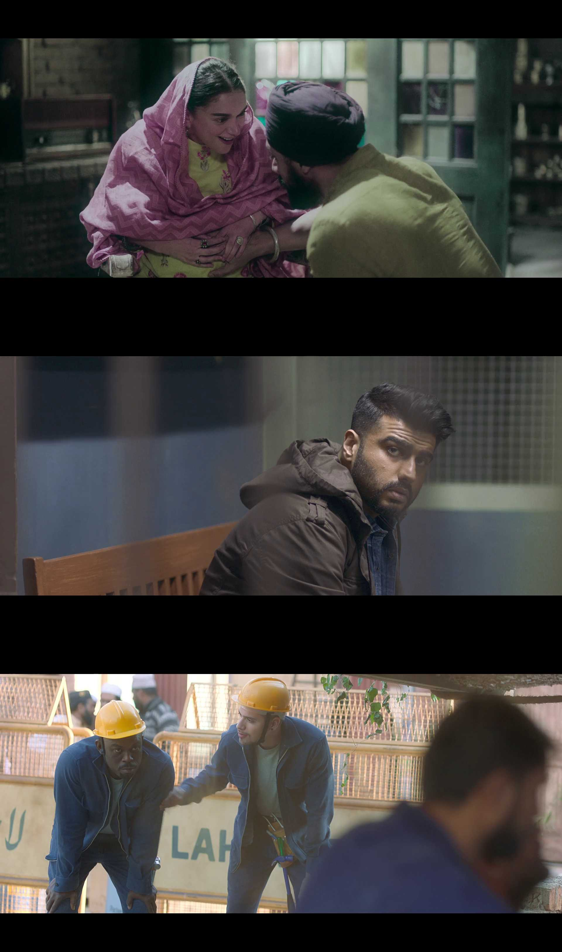 Screenshot of Sardar's Grandson Movie