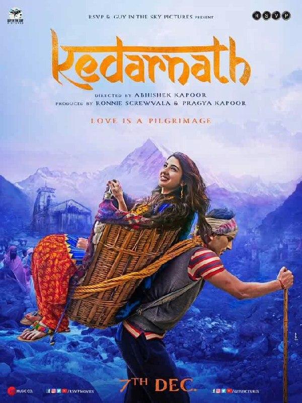 Free Download Kedarnath Full Movie