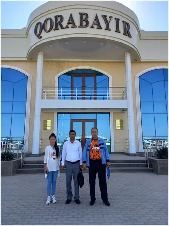 Сотрудничество с «Карабахским Конно-Спортивным Комплексом»
