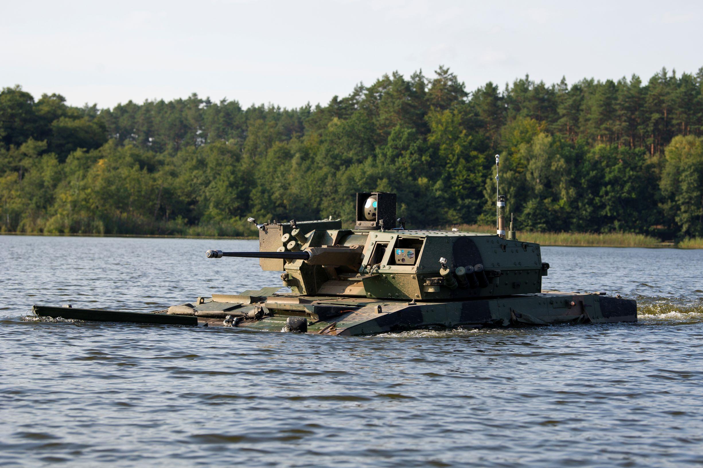 Нужны ли Польше плавающие БМП?